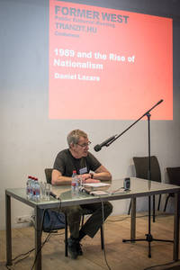 Lecture: 1989 and the Rise of Nationalism by Daniel Lazare