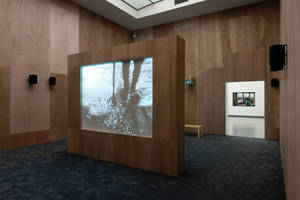 Installation view, Exhibition: Strange And Close, Part of Play Van Abbe Part 1, Van Abbemuseum, Eindhoven. Photo: Peter Cox